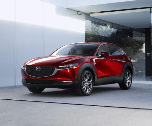 Mazda reveals Qashqai-rivalling CX-30