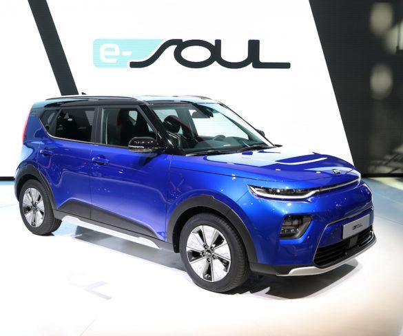 450km range Kia e-Soul debuts at Geneva
