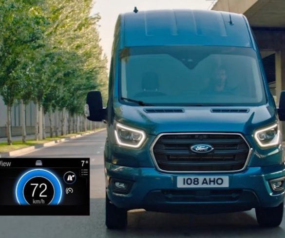 Ford Transit and Transit Custom to get eco-driving tool