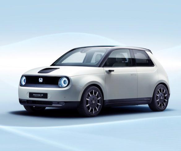 Honda to fully electrify range by 2025