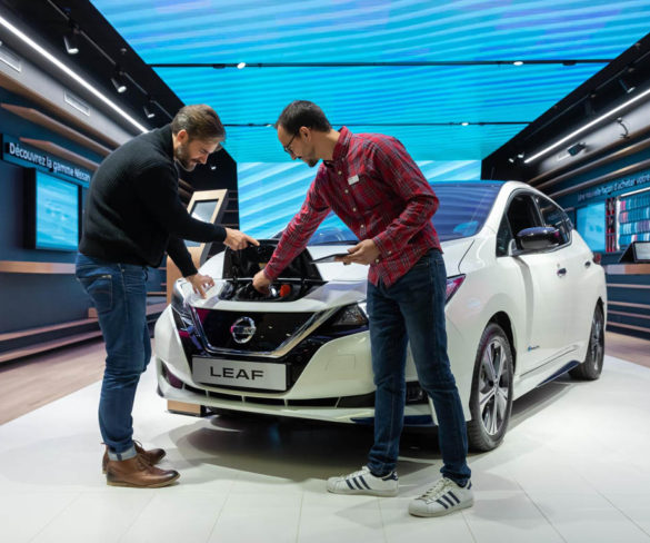 Nissan City Hub to make inroads into changing customer needs