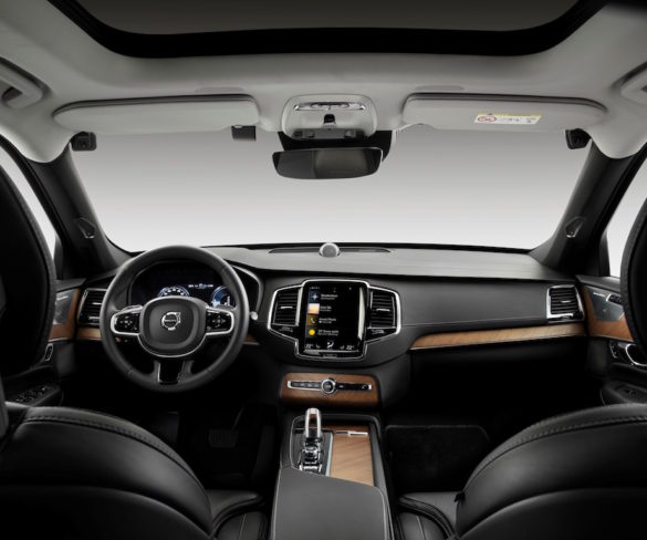 Future Volvos to monitor and stop drunk or distracted drivers