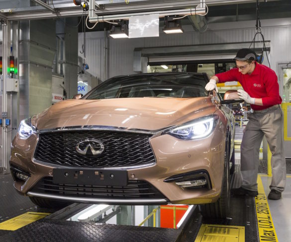 Infiniti to end UK production as it pulls out of Western Europe