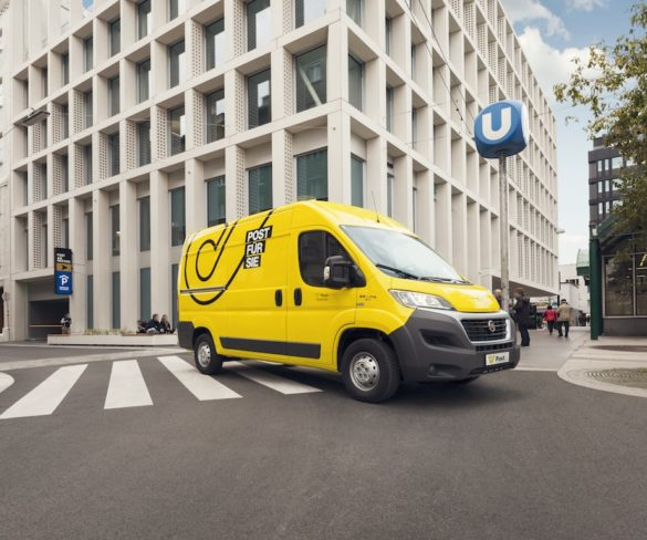 Postal giants commit to fully electric fleets by 2030