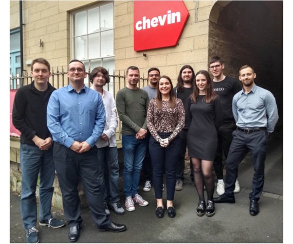 Chevin to drive global growth plans under expanded team