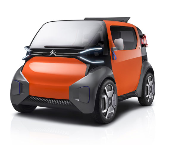 Ami One Concept could preview Citroën's future urban mobility plans