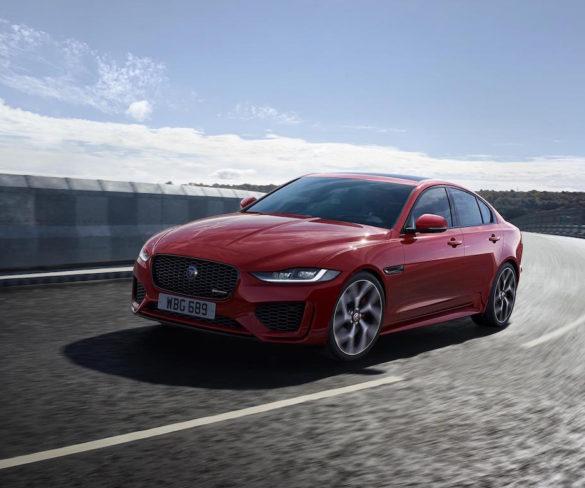 Jaguar launches updated, RDE2-compliant XE saloon