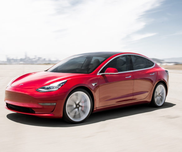 Tesla goes online only to help launch lower-cost Model 3