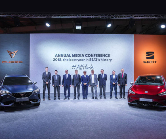 SEAT electric car strategy to bring VW Group platform for sub €20k EVs