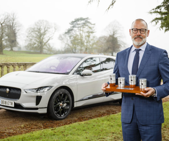 Jaguar I-Pace named UK Car of the Year 2019