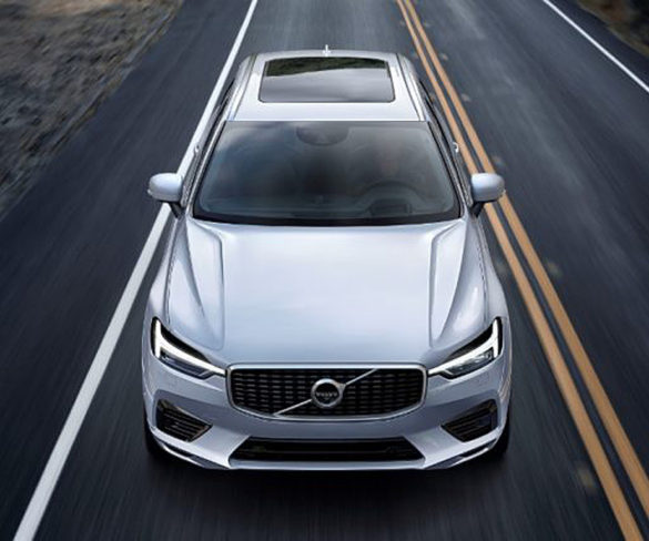 Volvo to limit top speed on all new cars from 2020
