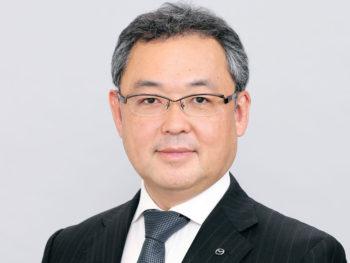 Yasuhiro Aoyama, president & CEO of Mazda Motor Europe