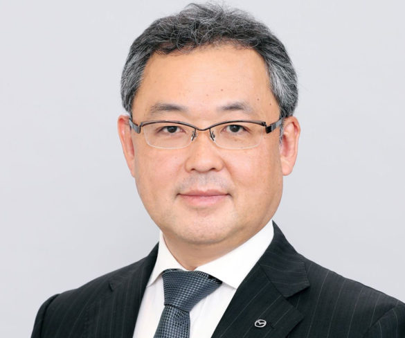 Mazda Motor Europe appoints new president & CEO