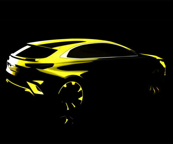 Kia Ceed crossover to bring rival to T-Roc