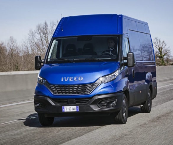 Refreshed Iveco Daily to bring lower running costs and new connectivity services