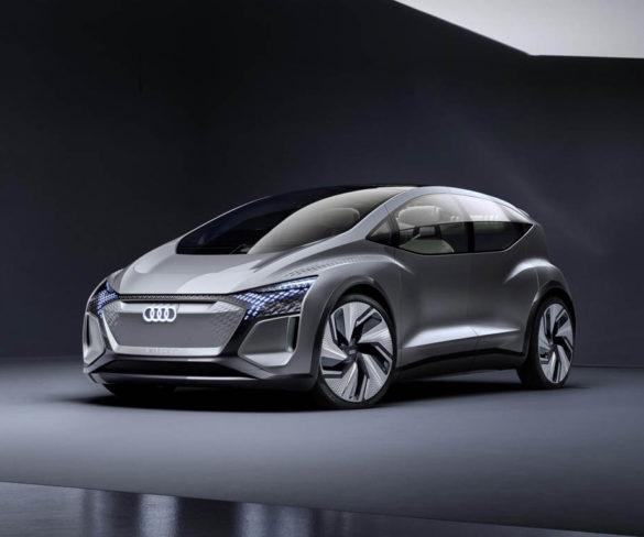 Audi's electric city car concept delivers next-level autonomous technology