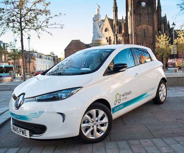 UK's Co-wheels joins Oply car sharing network