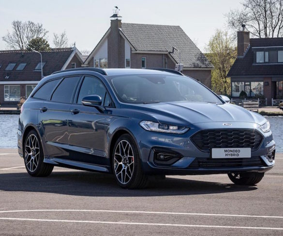 One in five Mondeos are hybrids, says Ford