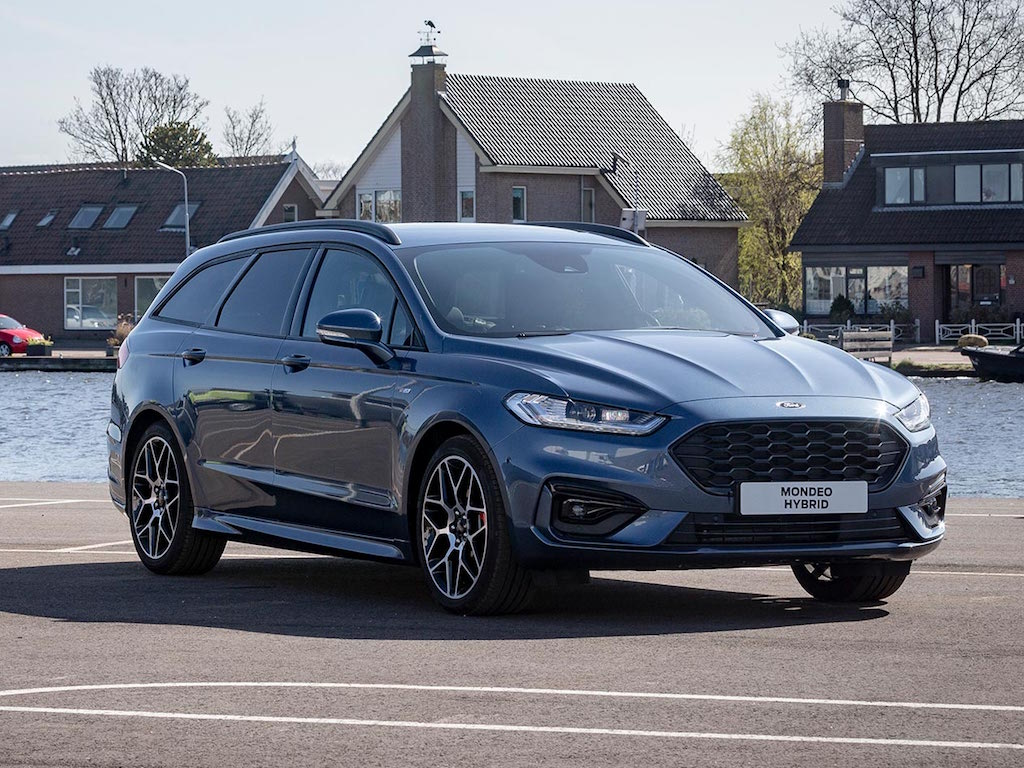 One In Five Mondeos Are Hybrids Says Ford International