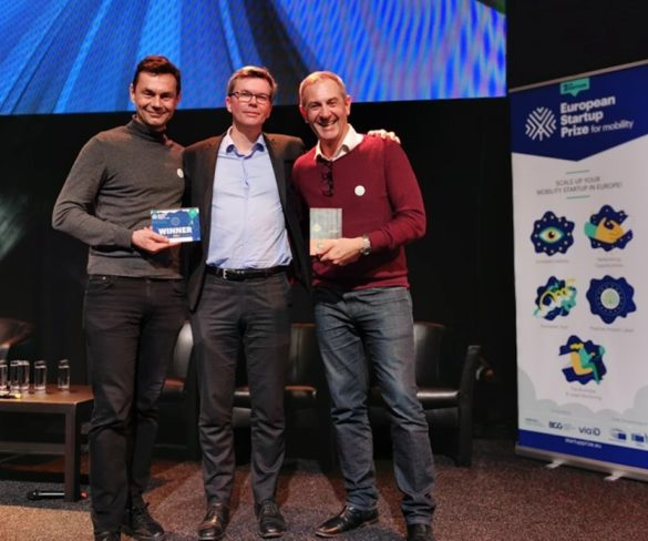 Winners of European Startup Prize for Mobility 2019 revealed