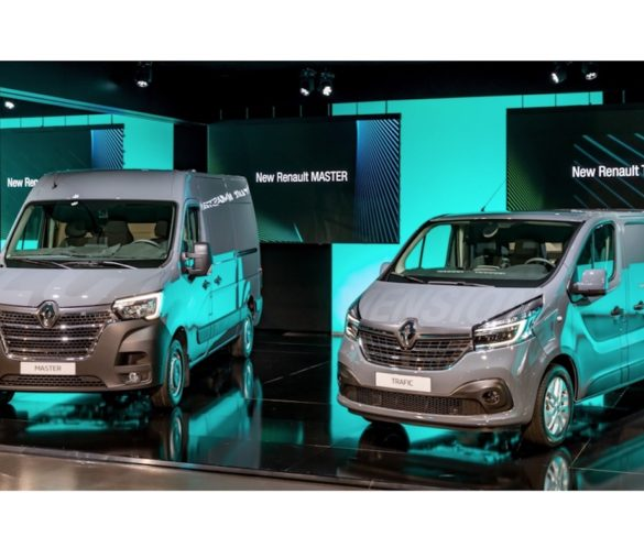 Renault spearheads ambitious LCV growth plans with range renewal