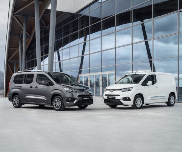 Toyota Proace City to rival Berlingo, Partner, Combo trio