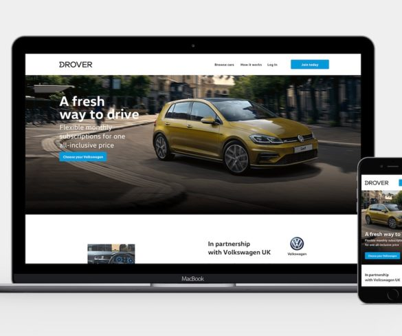 Volkswagen models now available on subscription under Drover scheme