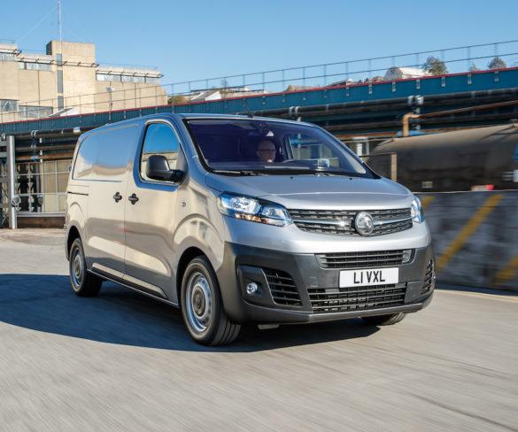 All-new Vauxhall/Opel Vivaro makes world debut
