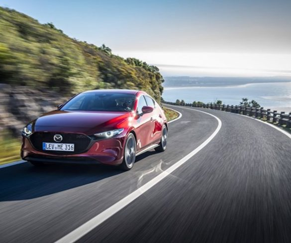 Mazda to launch new sales operation in Greece