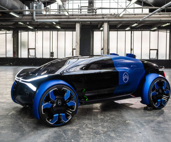 Citroën 19_19 Concept places focus on 'ultra-comfort and extended mobility'