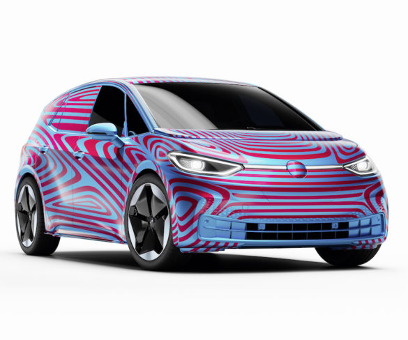 Volkswagen names ID.3 electric hatch as pre-orders open