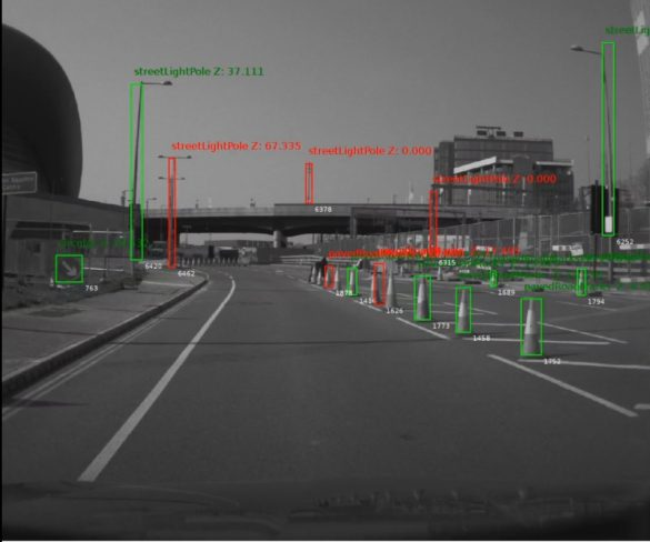 Ordnance Survey and Mobileye to map UK's roadside infrastructure