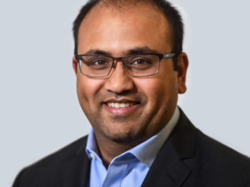 Dhruv Parekh, CEO of Masternaut
