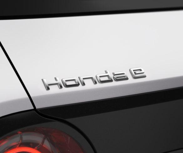 Honda urban electric car to be called 'e'