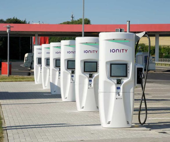Ionity network to expand further with Tritium 350kW chargers