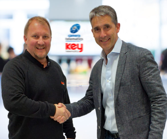 Camera Telematics and Key Telematics ink global deal
