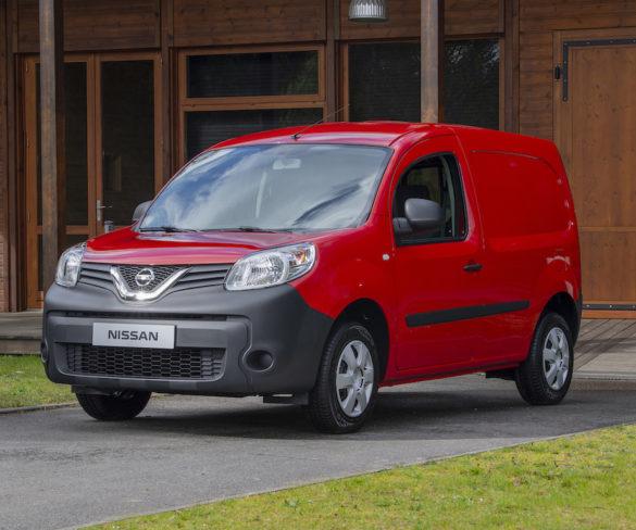 Nissan unveils NV250 compact van