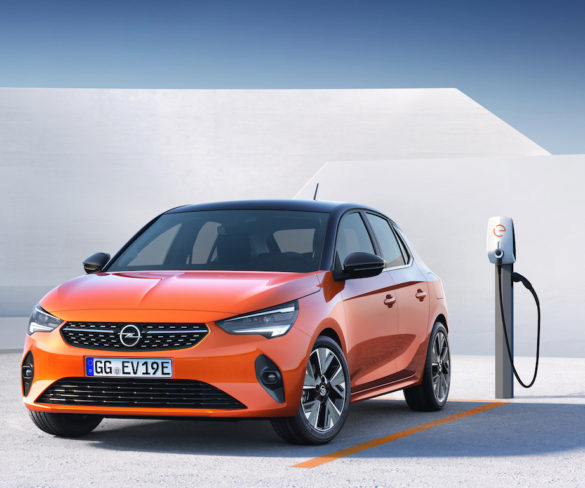 First-ever electric Corsa to bring 330km range
