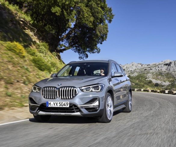 BMW announces facelifted X1 models