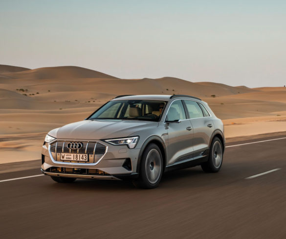 Road Test: Audi e-tron