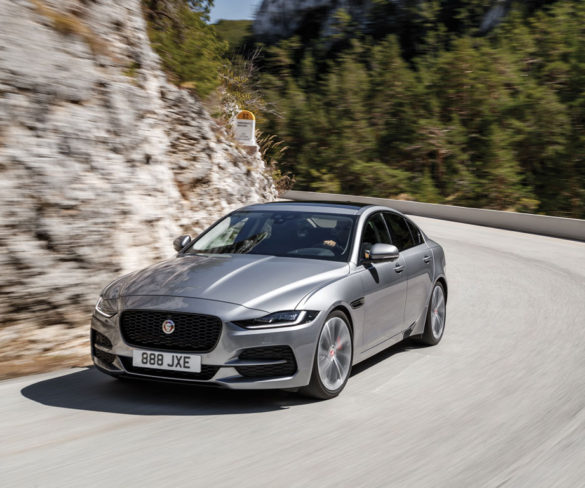 Road Test: Jaguar XE