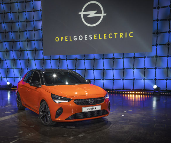 Reservations now open for all-new electric Opel Corsa-e