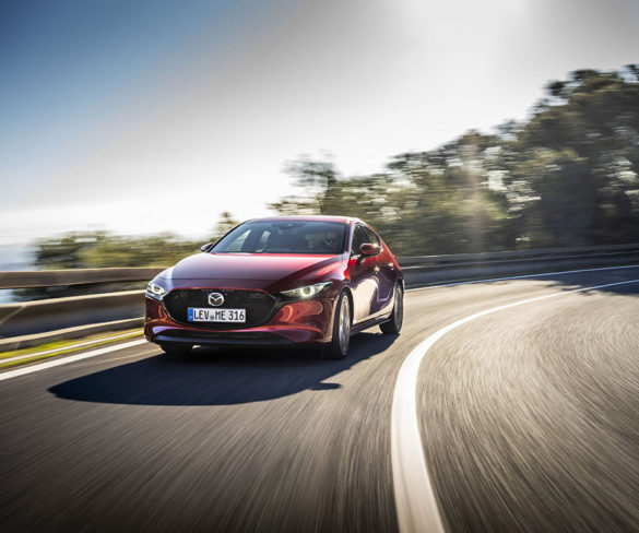 Mazda Skyactiv-X economy figures announced