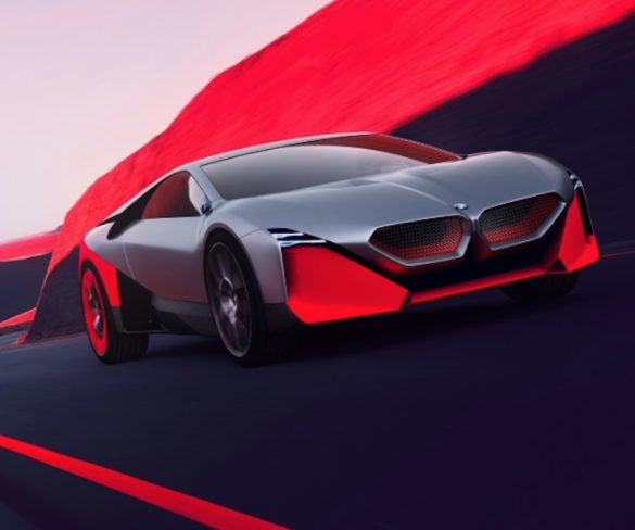 BMW moves electric car plans 'up a gear'
