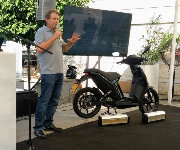 5-minute EV recharge time proven in first-ever demo