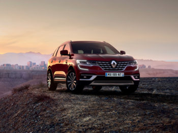 The Koleos introduces two new diesel engines, which offer more performance and lower emissions