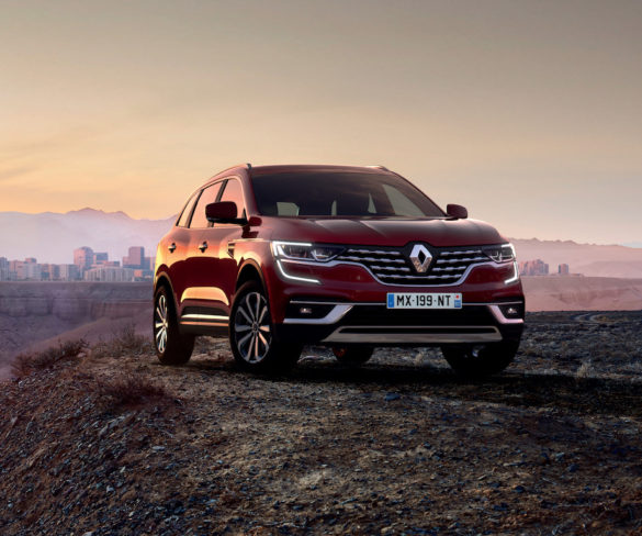 New diesel engines and kit for Renault Koleos