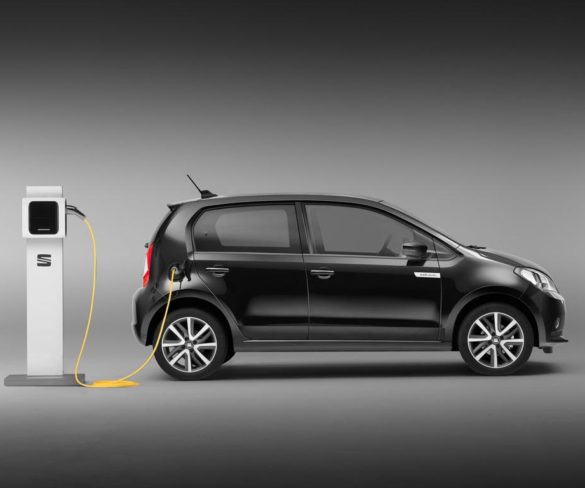 SEAT kickstarts electric offensive with Mii electric, drops petrol