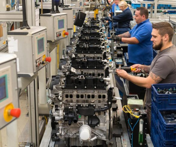 Ford's Bridgend engine plant to close in 2020