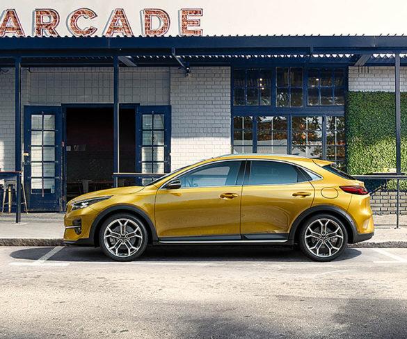 Kia XCeed teased ahead of imminent unveil